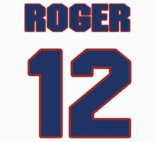National baseball player Roger Clemens jersey 12 by imsport