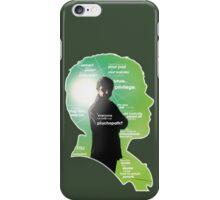 Sherlock: Series Three iPhone Case/Skin
