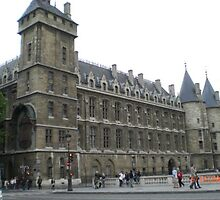 La Conciergerie, Paris by chord0
