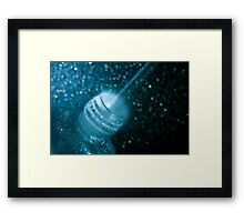 Sparkling Water Anyone? Framed Print