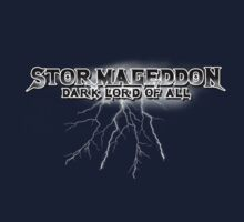Stormageddon Kids Clothes