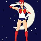 Sailor Bowie by ScarletsWord