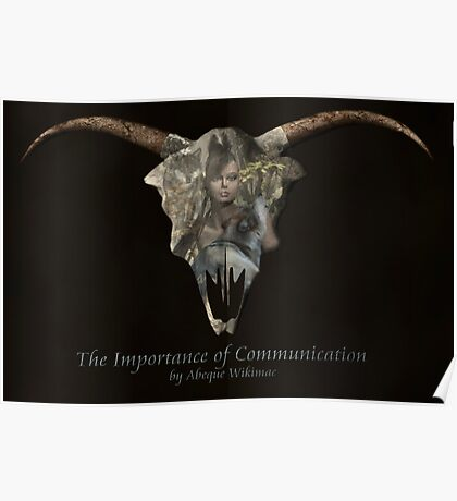Importance of Communication Poster