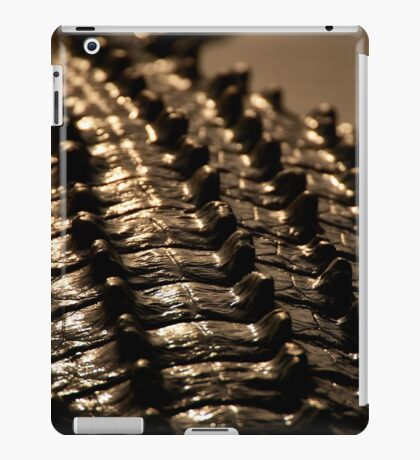 Crocodile scales iPad Case/Skin