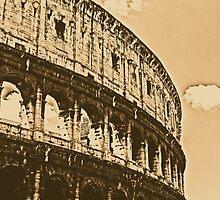 Rome - Colosseum  by Andrea Mazzocchetti