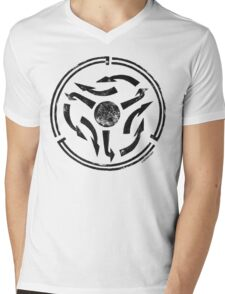 Urban sigil - Lost Mens V-Neck T-Shirt