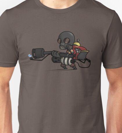 Tiny Pyro Unisex T-Shirt