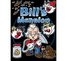 Bill's Mansion Photographic Print