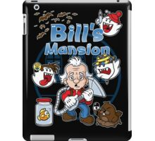Bill's Mansion iPad Case/Skin