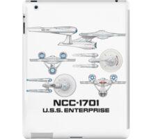 NCC-1701 U.S.S. Enterprise iPad Case/Skin