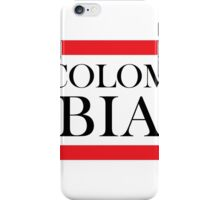 Colombia Design iPhone Case/Skin
