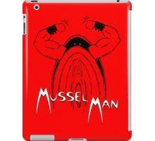 Mussel Man iPad Case/Skin