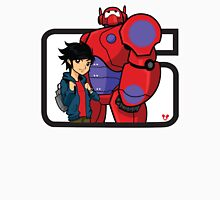 Hiro and Baymax Unisex T-Shirt