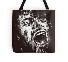 Scream Face Tote Bag