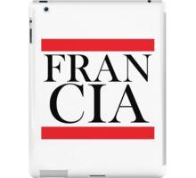 Francia Design iPad Case/Skin