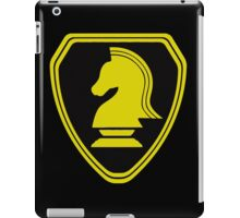 Knight foundation for law and government. iPad Case/Skin