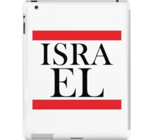 Israel Design iPad Case/Skin