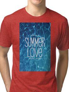 Summer Love Tri-blend T-Shirt