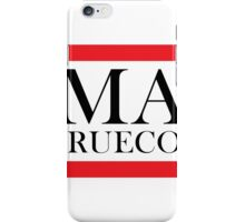 Marruecos Design iPhone Case/Skin
