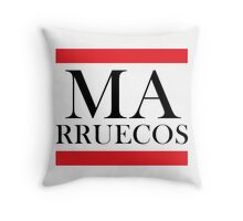 Marruecos Design Throw Pillow