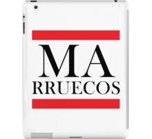 Marruecos Design iPad Case/Skin