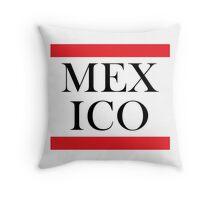 Mexico Design Throw Pillow