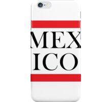 Mexico Design iPhone Case/Skin