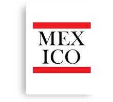Mexico Design Canvas Print