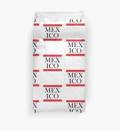 Mexico Design Duvet Cover