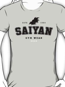 Saiyan Gym Wear T-Shirt