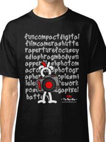 Red - The New Guy - funcompactdigitalcamera .. Classic T-Shirt