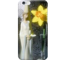 Beauty amongst the shadows iPhone Case/Skin