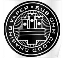 Sub Ohm Vaper 3 Poster