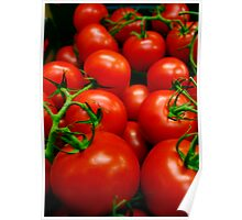 A Crop of Tomatoes  Poster