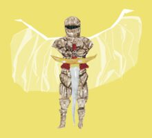 The Winged knight Baby Tee