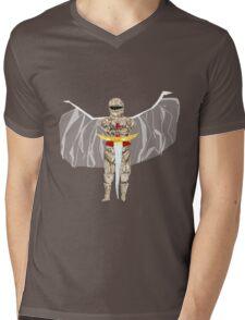 The Winged knight Mens V-Neck T-Shirt