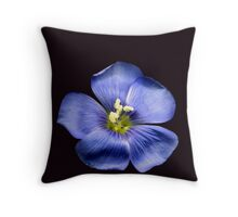 Flax Throw Pillow