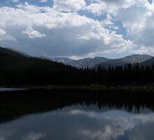 Echo Lake by JLDunn