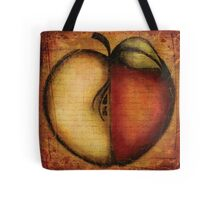 Apple Cinnamon Tote Bag