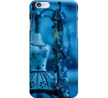Fashion Accessories and dummies in blue  iPhone Case/Skin