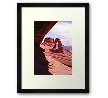 Delicate Arch (2) Framed Print