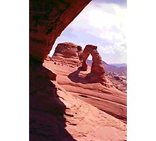 Delicate Arch (2) Photographic Print