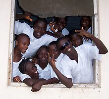 Window of Opportunity, Liberia by Martina Nicolls