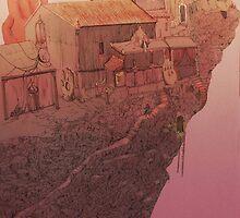 Highfive city  by giannameola