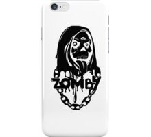 Zomby iPhone Case/Skin