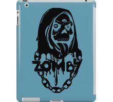 Zomby iPad Case/Skin