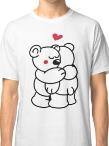 Teddys in love Classic T-Shirt