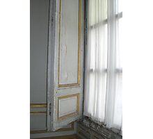 White Window Photographic Print