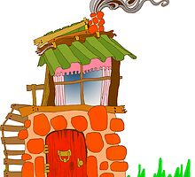 Ugly House by amypie