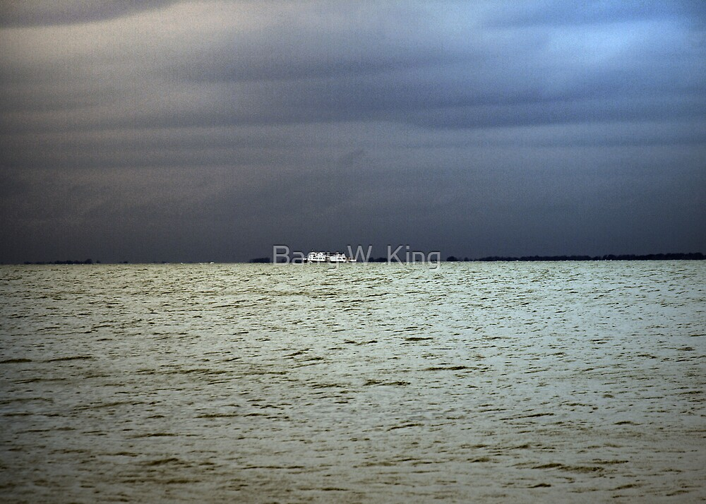 Out On The Horizon by Barry W  King